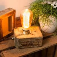 Woodwork Dekoleuchte Bild 1