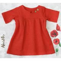 Kleid, Mädchenkleid, Rüschenkleid, Tunika *Peponia* BIO  Bild 1