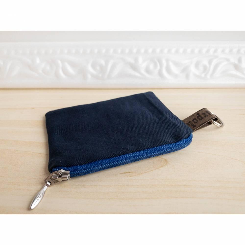 Mini-Portemmonaie Schlüsselanhänger Bild 1