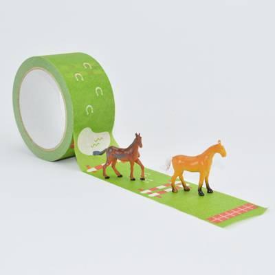 "Spezial Deko Tape ""Pferde"" Bild 1"