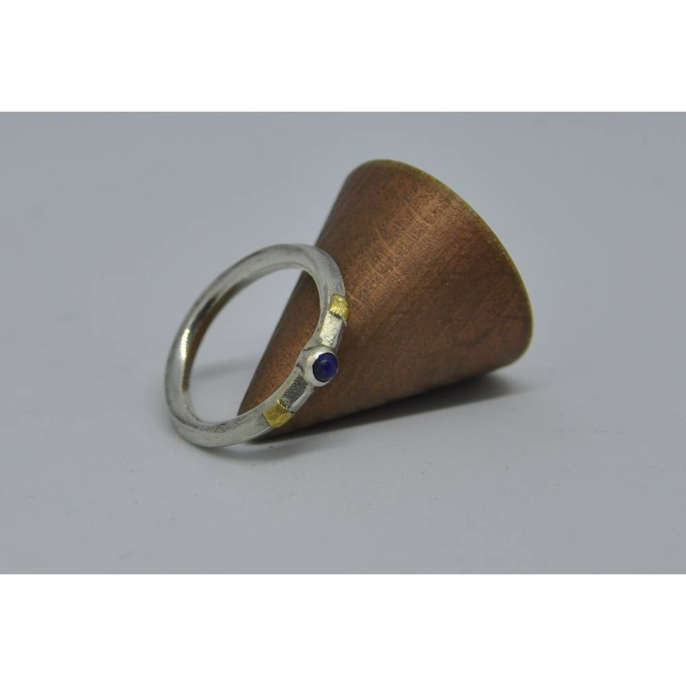 Lapislazuli-Ring Bild 1