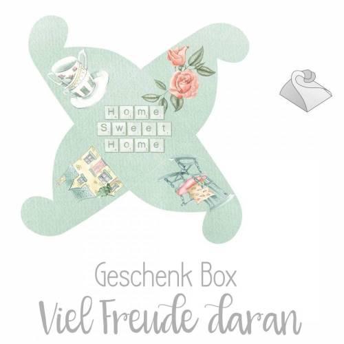 FREEBIE - FREI - GESCHENK    Geschenk Box selbst basteln   PDF Datei   Basteln mit Kindern