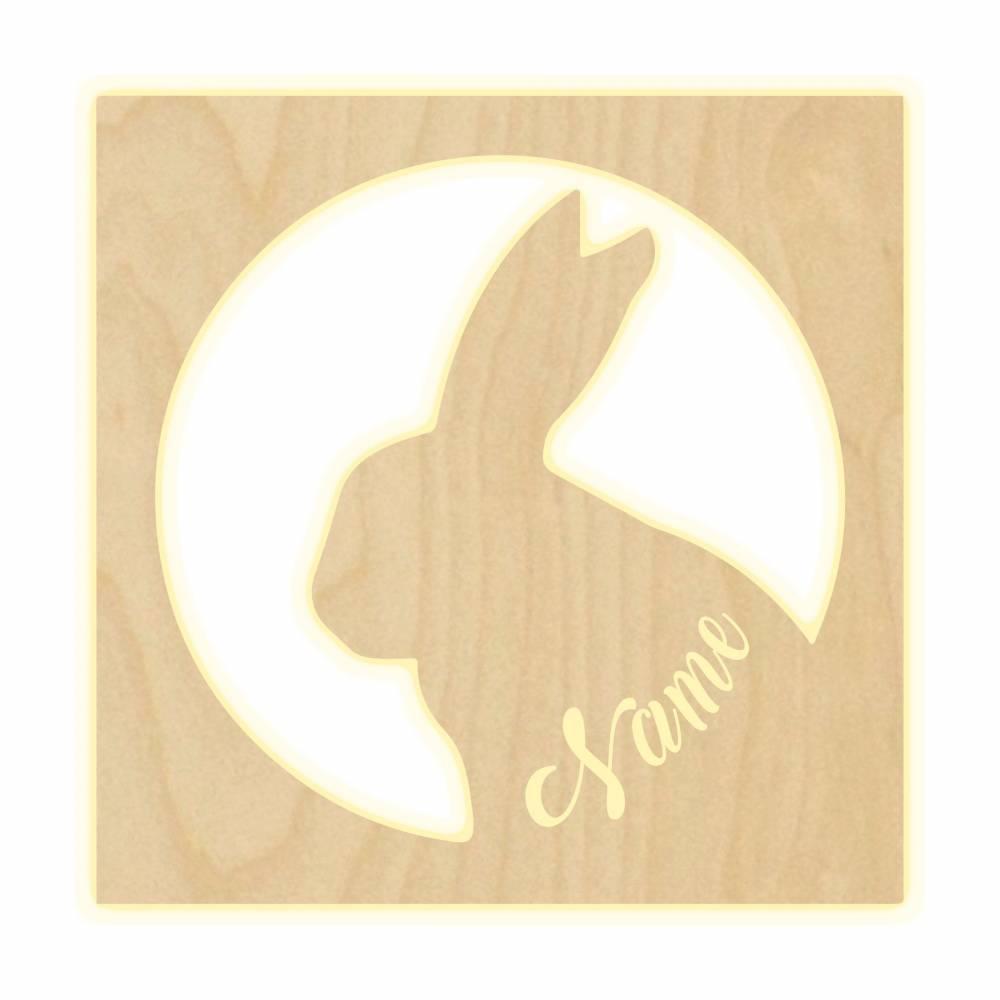 """Wandlampe """"Rabbit"""" Kinderzimmer personalisierte Lampe mit Namen Nachtlicht Leuchte Wandleuchte Dekoration Jungen Mädchen Baby Schlummerlicht Bild 1"""