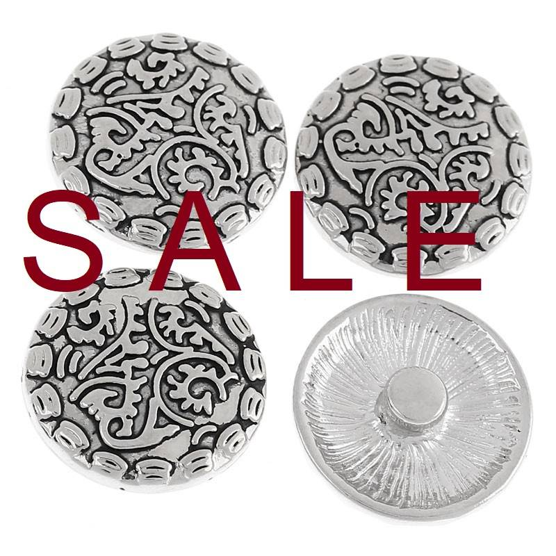 SALE! Druckknopf, Druckknöpfe, Button, Druckknopfbutton, Metall, statt 3,99 Euro jetzt 1,49 Euro Bild 1