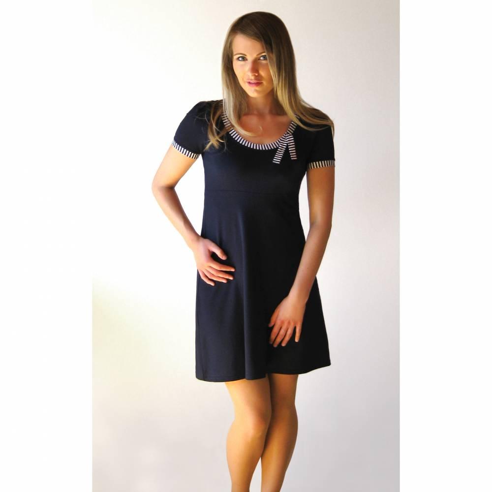 maritimes Kleid Sommerkleid Bild 1