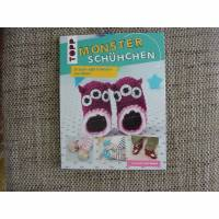 Monster Schühchen - 30 super-süße Schühchen zum Häkeln - Herausgeber: Kristi Simpson Bild 1