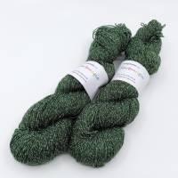 100g/ 400m LL Sockenwolle Boots mit Baumwolle handgefärbt  Bild 2