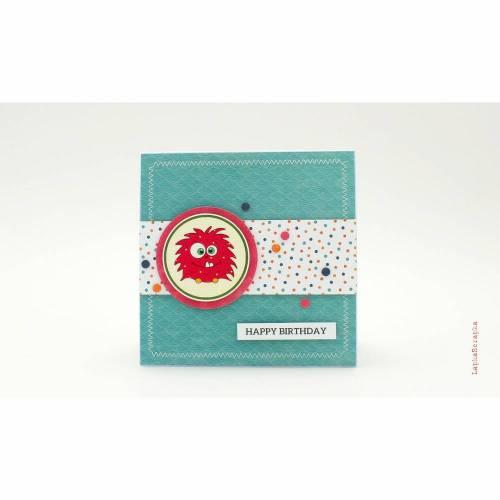 Babykarte, Geburtstagskarte Baby, Grußkarte Geburtstag, Süße Geburtstagskarte, Grußkarten handgemacht, 3d Karten, Karte zum Kindergeburtstag