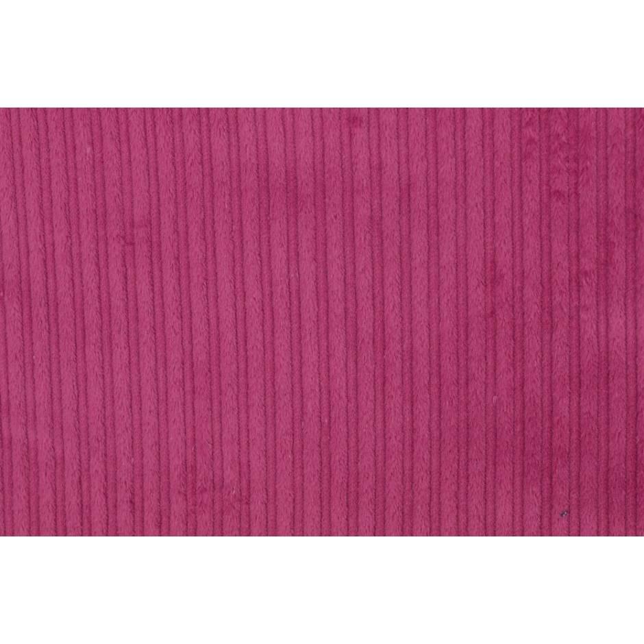 12,90 Euro/m Breitcord mit Elasthan, pink Bild 1