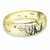 Fledermaus Gothic Ring Bild 1
