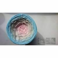 Bobbel, Farbverlaufsgarn, Wolle, Verlaufsgarn, 4 fädig Bild 1