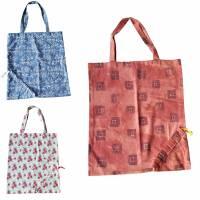 Mehrweg-Beutel * Einkaufstasche * no- plastik- Bag ** faltbar ** Bild 8
