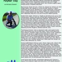 PDF Tutorial Zebra Ohrhänger mit Grundwissen Bild 4