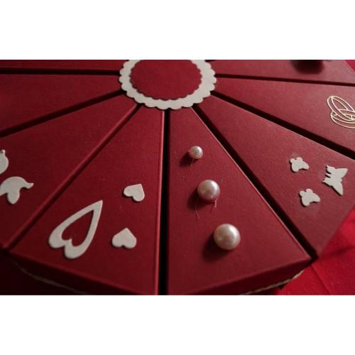 Geldgeschenk, Geschenk zur Hochzeit, Geldgeschenkverpackung, Hochzeitsgeschenk