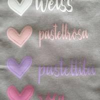 Trinkflasche aus Glas mit Neoprenbezug, Geschenk für Erzieherin / Tagesmutter Bild 5