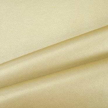 Lederimitat goldfarben Bild 1