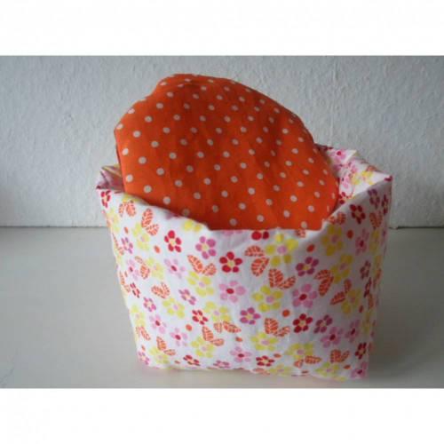 Eierkörbchen/ Eierwärmer Baumwolle mit Deckel nach Wahl von friess-design