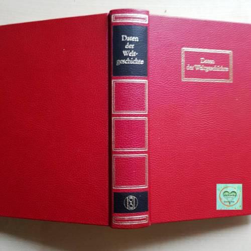 Buch, Bertelsmann  Lexikon, 1975, Daten der Weltgeschichte, Garhard Hellwig, Dr. Gerhard Linne, wie neu