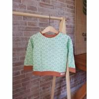 Langarm T-Shirt aus weichem BIO Jersey mit Print designed by Enemenemeins von Lillestoff Bild 1