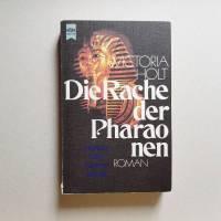 Taschenbuch, Roman, Victoria Holt, Die Rache der Pharaonen, 1975 Bild 1