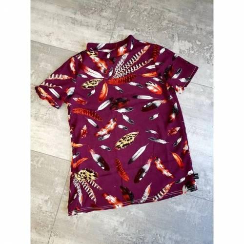 """Damen-Shirt """"Feder"""" Gr. 36/38"""