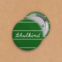 Button - Schulkind - Tafel - 50mm Bild 1