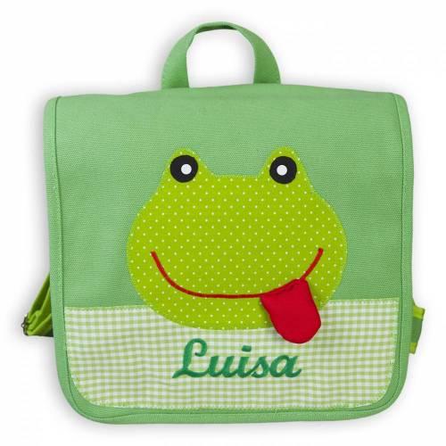 Kindergartentasche mit Namen, Kindergartenrucksack mit Namen, Kindertasche, Kinderrucksack