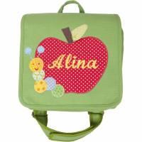 Kindergartentasche mit Namen, Kindergartenrucksack mit Namen, Kindertasche, Kinderrucksack Bild 1