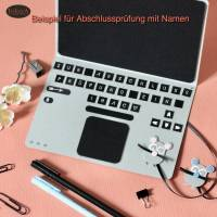 Geldgeschenk Laptop Gutschein Notebook PC große Karte Geschenkverpackung Bild 5