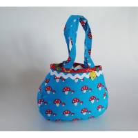 Kindertasche für die ganz Kleinen, Handmade Bild 1