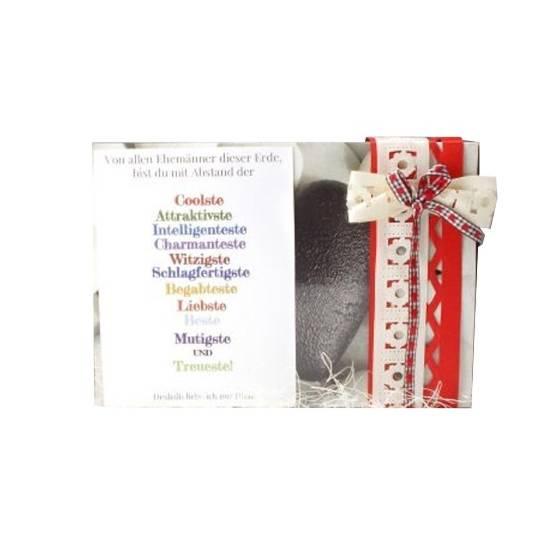 Wellness Geschenk in edler Geschenkbox, Vatertag, Geschenk für Männer, Geburtstag, Männergeschenk, Geburtstagsgeschenk Bild 1