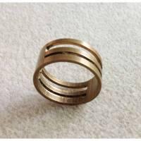 Ring-Werkzeug / Ring-Tool / Bindering-Öffner zum Öffnen/Schließen von Binderingen Bild 1