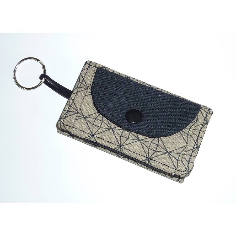 Männer Geldbörse Mini Schlüsselanhänger Bild 1
