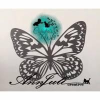 """Plottdatei Schmetterling """"Cosmic Butterfly"""" Bild 1"""