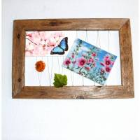 Bilderrahmen aus Treibholz zum kreativen Gestalten   Bild 1