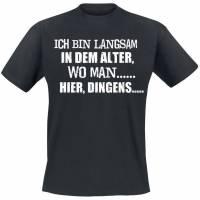 T-Shirt kurzam mit einfarbigen Print Bild 1