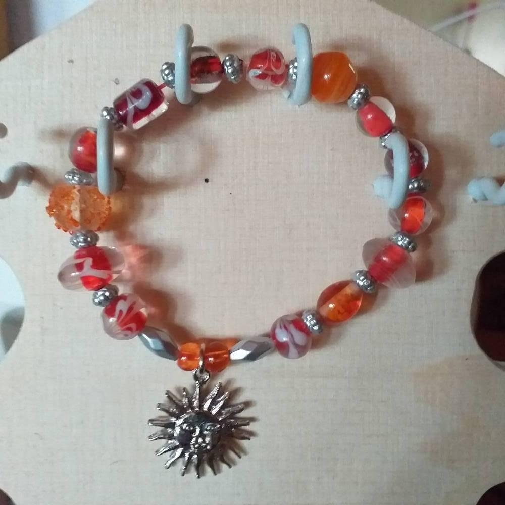 Armband   Perlenarmband Bild 1