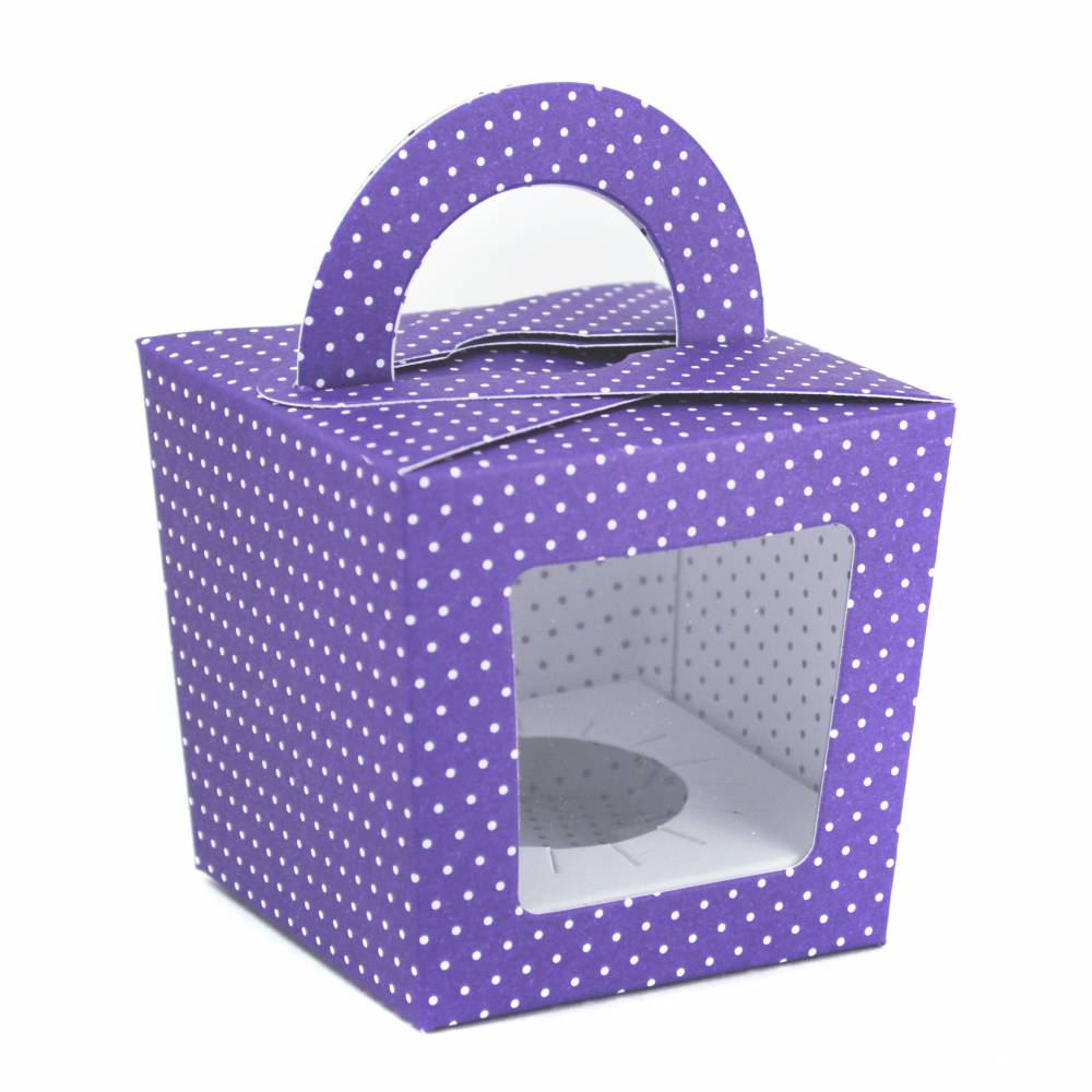 CUPCAKE MINI BOX COLORS Bild 1