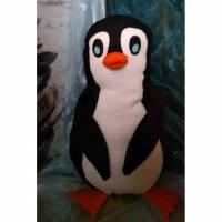 Tierische Türstopper - Fred Pinguin Schnittmuster-Freebie Bild 2