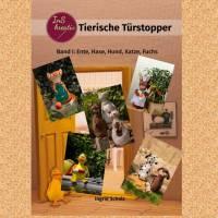 Tierische Türstopper - Fred Pinguin Schnittmuster-Freebie Bild 6