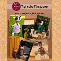 Tierische Türstopper - Fred Pinguin Schnittmuster-Freebie Bild 8