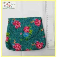 Maskentasche für ergonomische Gesichtsmasken, Masken-Beutel, kleine Tasche, Medikamenten-Tasche, Schmink-Täschchen Bild 1