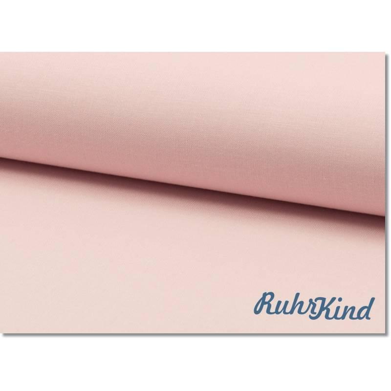 0,5m Baumwollstoff Rosa Bild 1