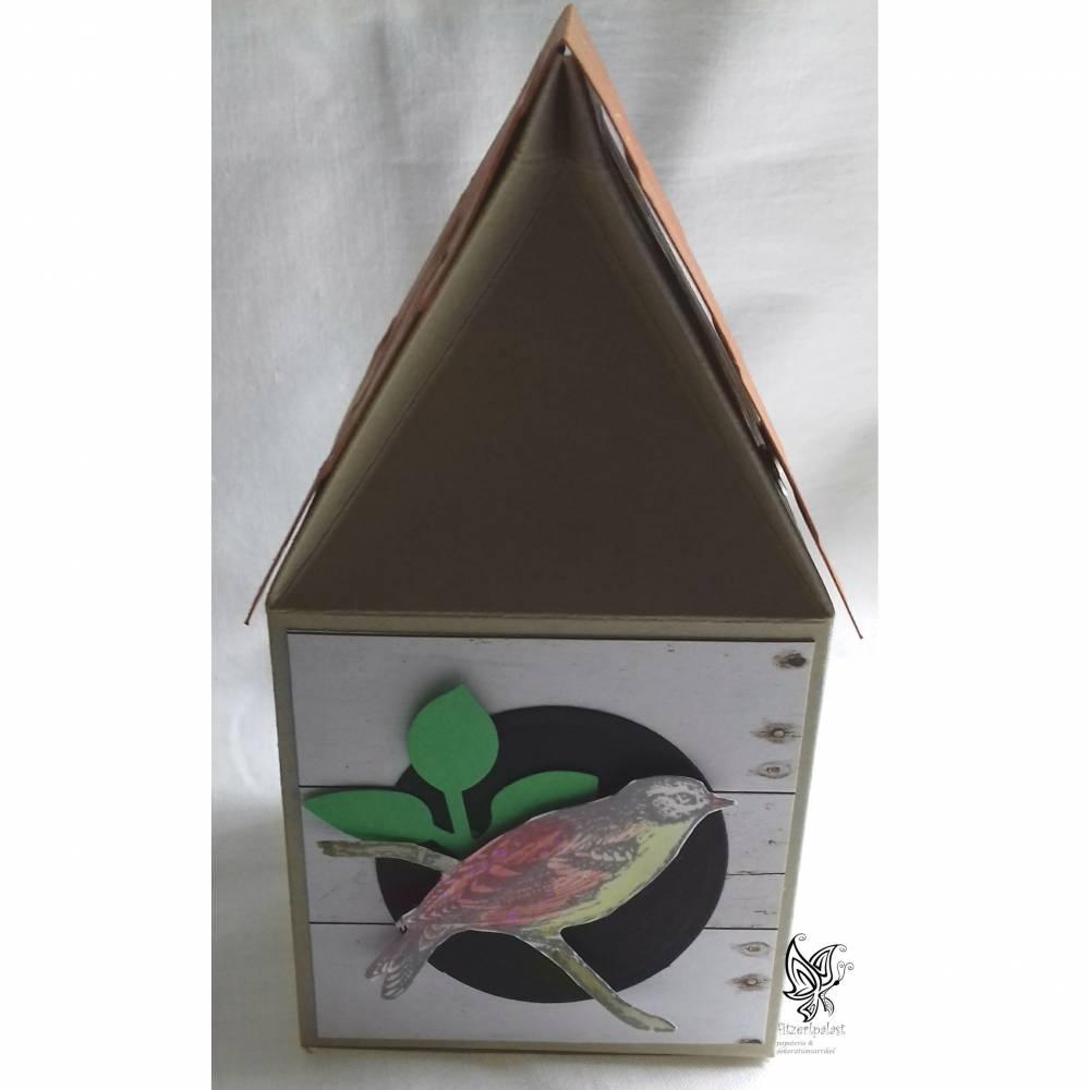 Geschenkverpackung Vogelhäschen Bild 1