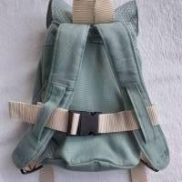 Kindergartentasche Kinderrucksack Boho Fuchs Kinderrucksack 2-6 Jahre  personalisiert mit Name Bild 3
