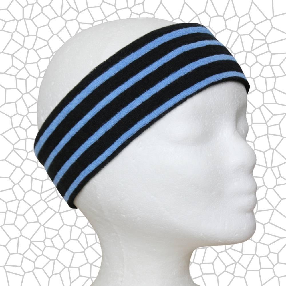 Stirnband Kinder Sport Schweißband Schweißabsorber  Bild 1