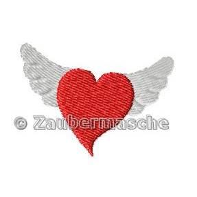 Flügelherz Freebie Bild 1