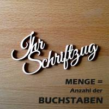 """Ihr Individueller Holz-Schriftzug """"Graz"""", MENGE = Anzahl der BUCHSTABEN Bild 1"""