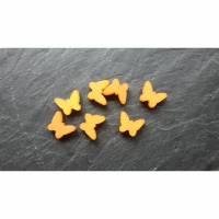 Abverkauf Restposten Polaris Perlen Schmetterlinge DIY Schmuckherstellung Bild 1
