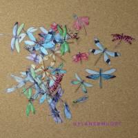 "Sticker-Set ""Butterfly"" 7, 20-teilig"